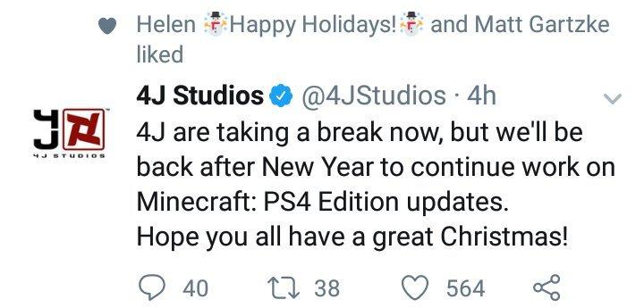 4J Studios is Having a Break & New Minor Update For PS4