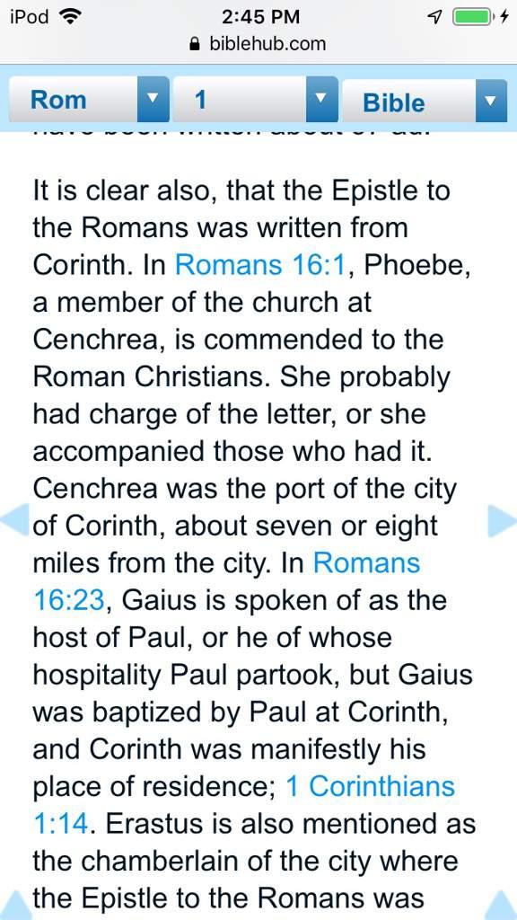 In Depth Bible Study: Book of Romans | Christian (Genesis) Amino