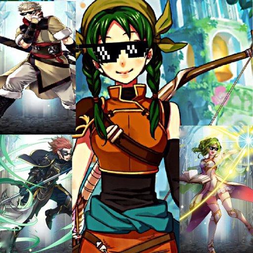 🔞Eir-kun🔞#Let'sDockMate | Fire Emblem Heroes Amino