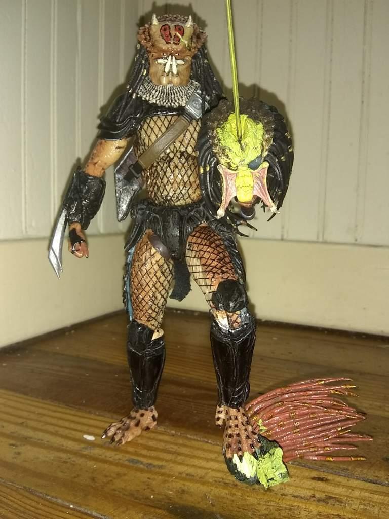 Custom Bad Blood Predator | Alien Versus Predator Universe Amino