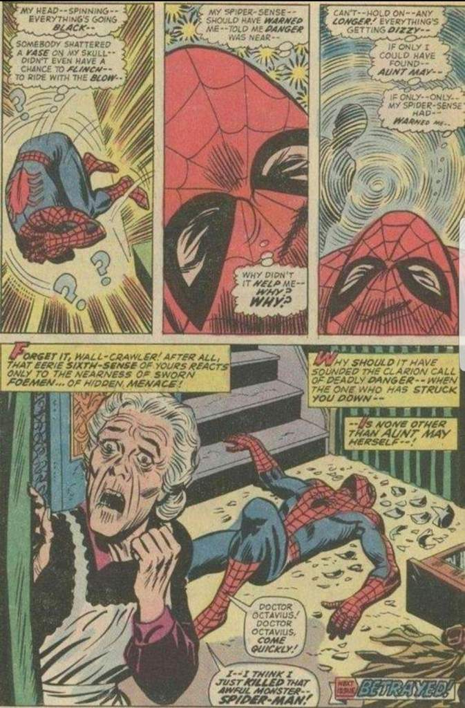 What is Spider-Man's
