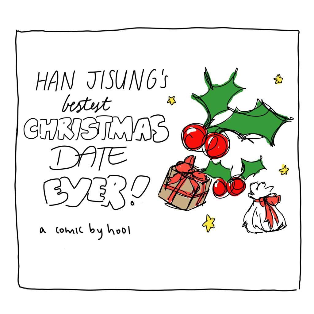 Christmas Date.Hanjisung S Bestest Christmas Date Ever Stray Kids Amino
