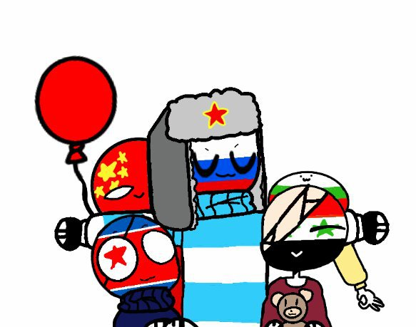 Russia gets them all | •Countryhumans Amino• [ENG] Amino