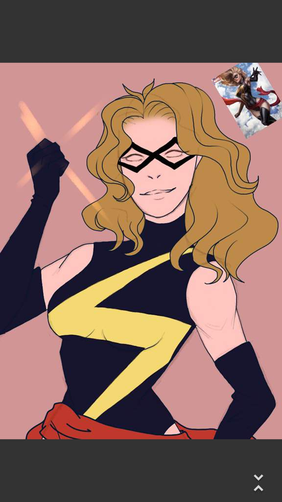 FANART] Ms Marvel (Carol Danvers) | Marvel Amino