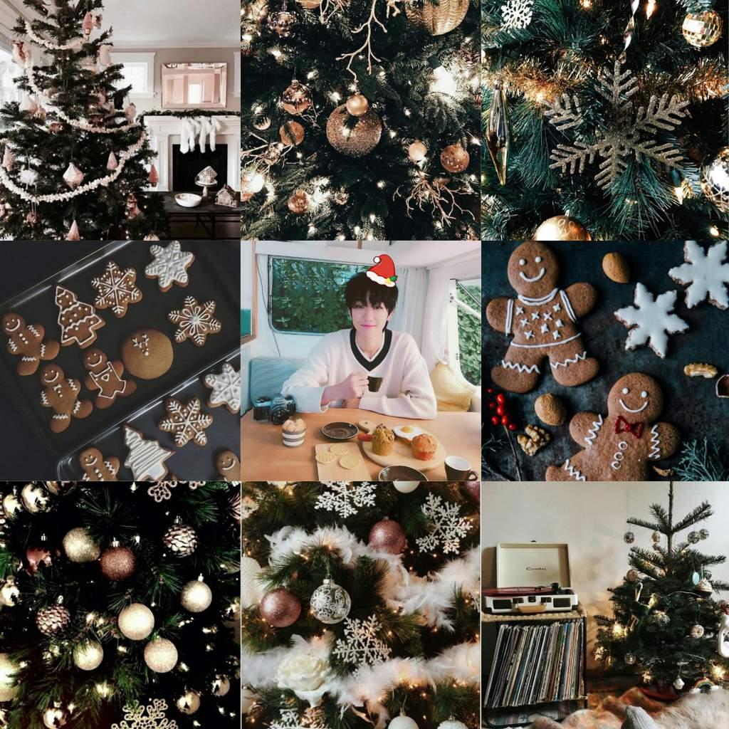 Christmas Wallpaper Aesthetic: The8 Christmas Aesthetic
