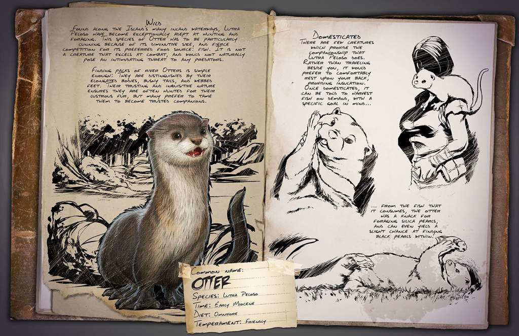 Top 5 beautiful creatures in Ark dlc [first edition] | Ark