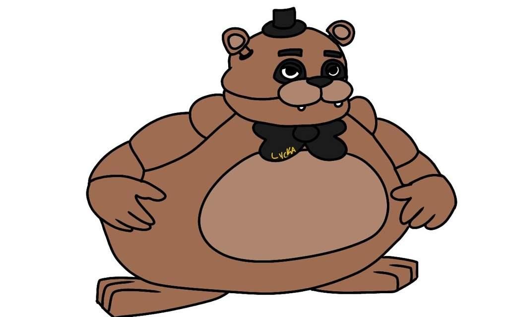 Big Chungus Five Nights At Freddy S Amino