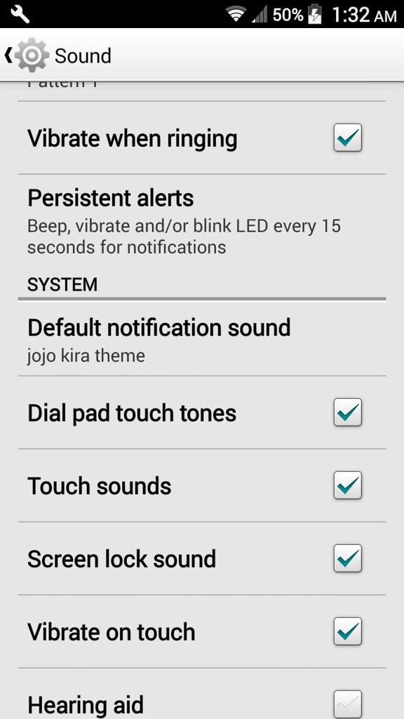 my notification is   | JoJo Amino Amino