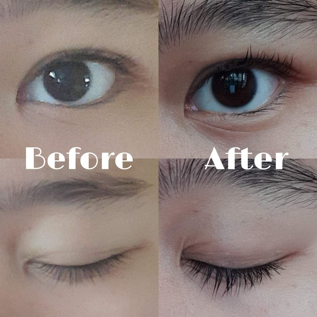 EYELASHES RESULTS!!! | Subliminal Users Amino
