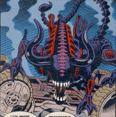 Xenomorph evolution | Horror Amino