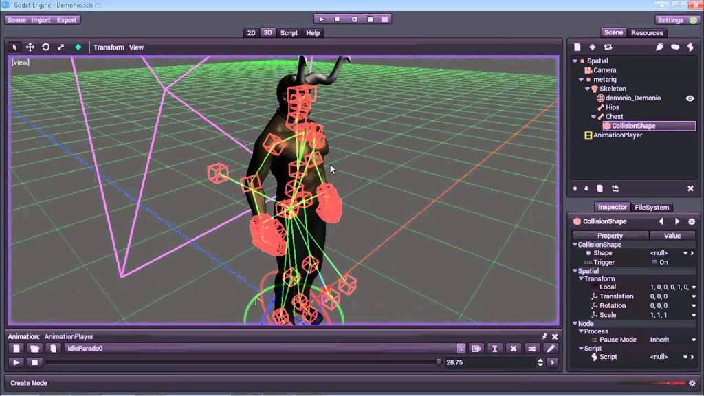 Godot | Wiki | Game Development Amino