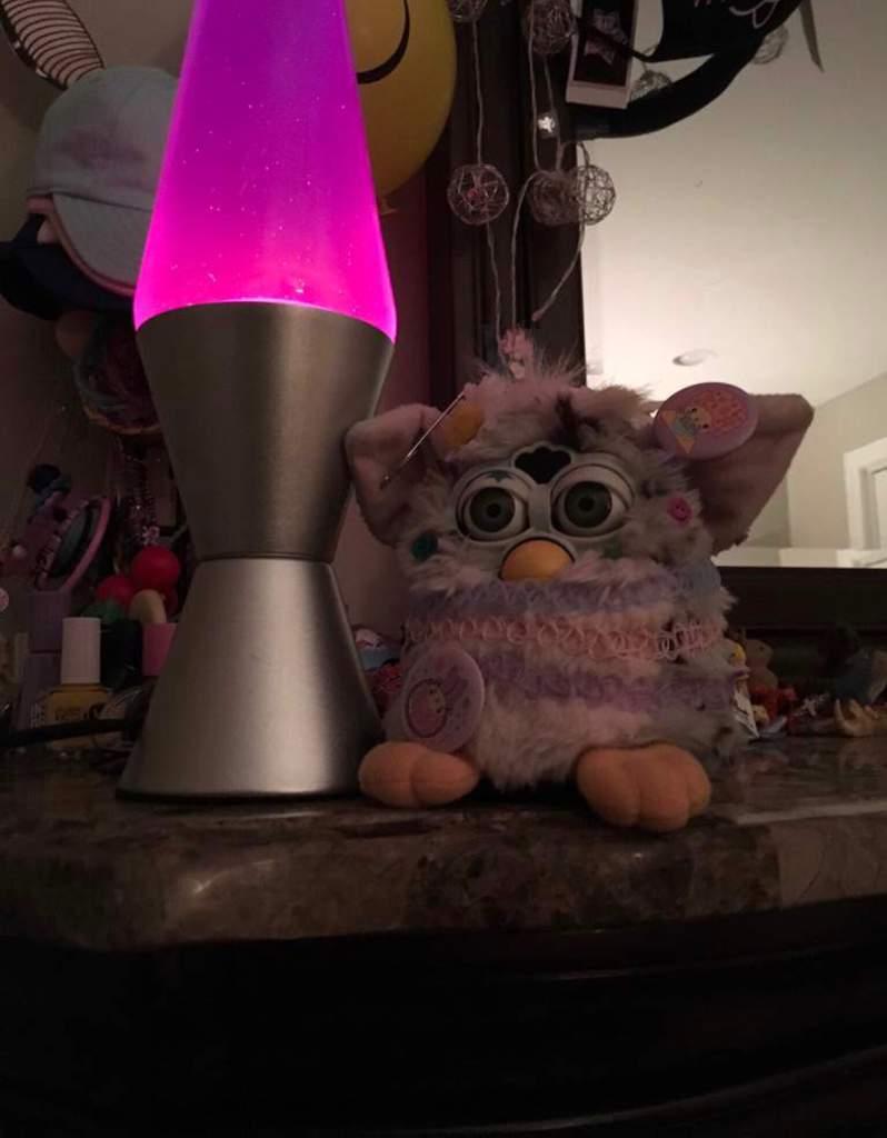 Lava Lamp Time Baby Furby Amino