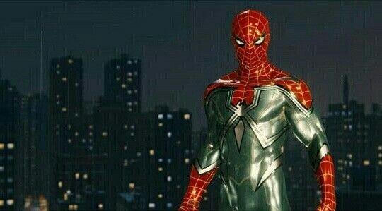 All Spider-Man PS4 DLC Suits, Ranked | Comics Amino