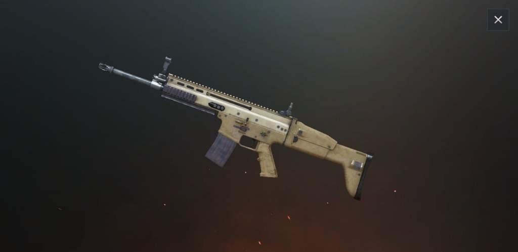 ما هي اسلحة قناصة الهجوم في ببجي