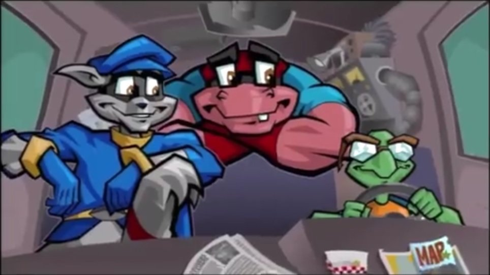 ever wondered why you cant replay missions/jobs Sly 2 Band