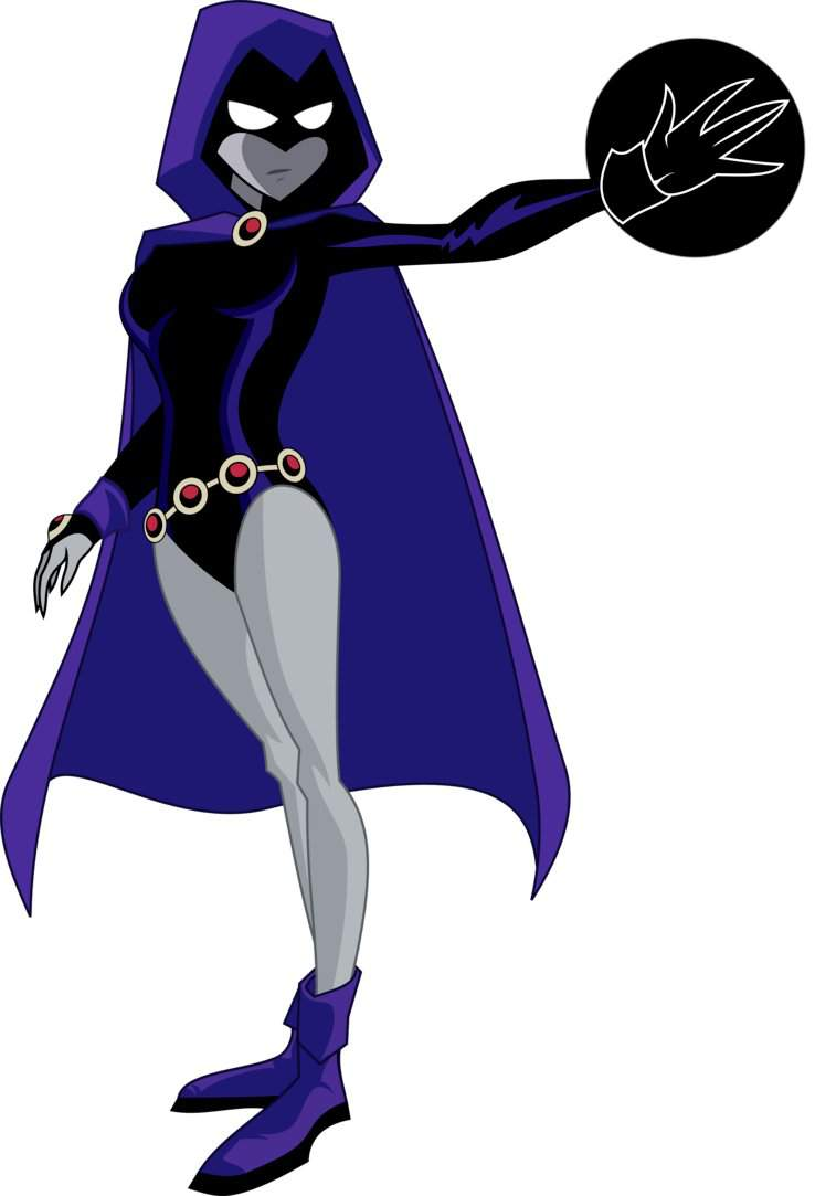 Why I hate Raven from Original Teen Titans   Cartoon Amino