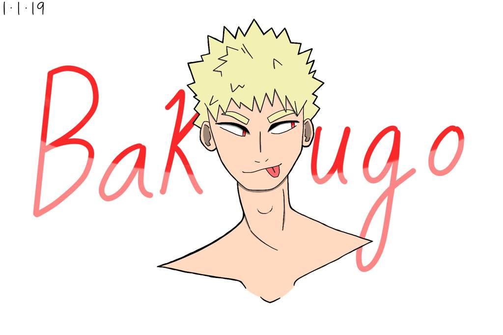 Bakugo Headshot My Hero Academia Amino