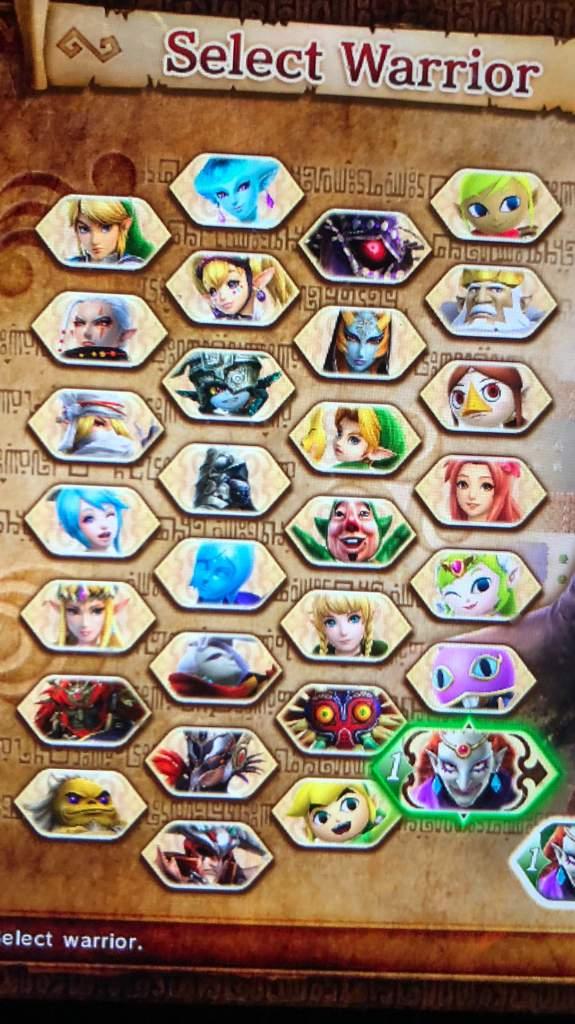 Hyrule Warriors All Characters Nintendo Amino