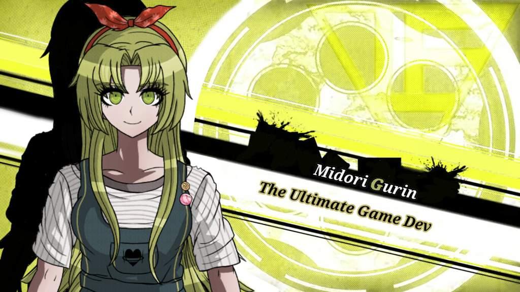 The Ultimate Game Dev (Yandere Simulator x Danganronpa
