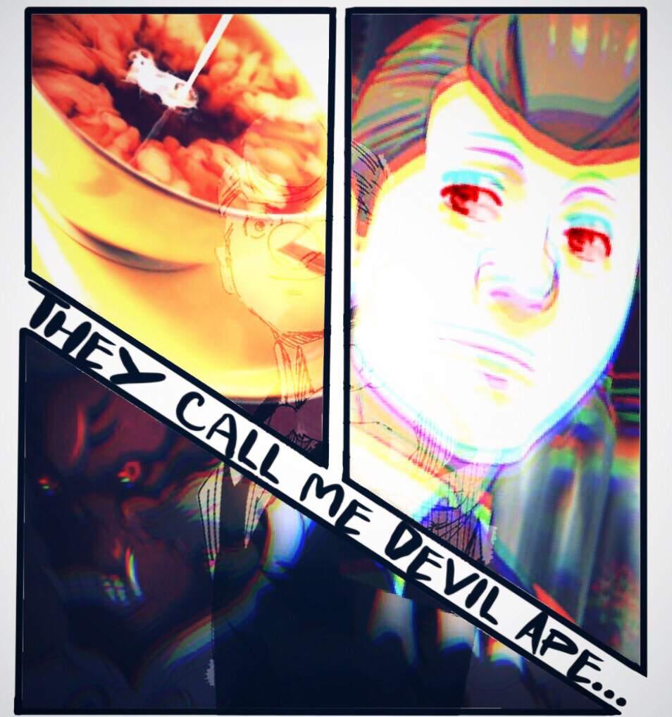 Enji Komadevil Ape Tg Aesthetic Entrance Edit Ghoul Amino