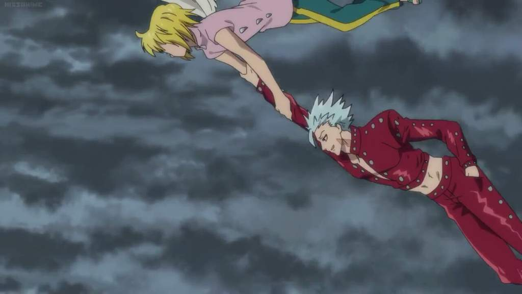 Seven Deadly Sins Prisoner Of The Sky Review Omg This Movie