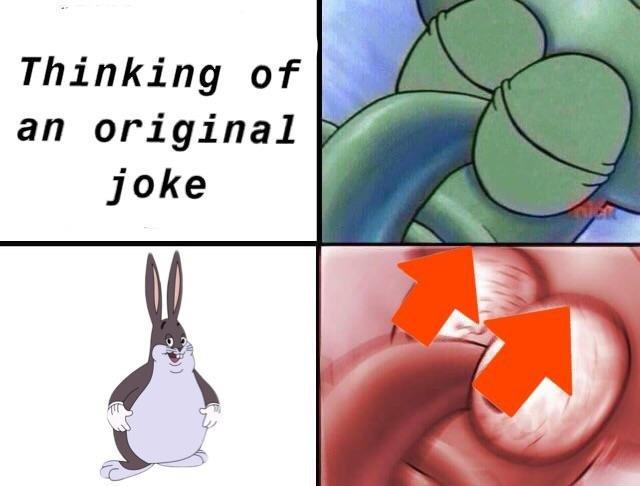 Does Anyone Else Hate The Big Chungus Meme?