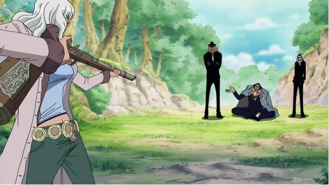اوهارا تنزف دماً / كوارث حكومة العالم | امبراطورية الأنمي Amino
