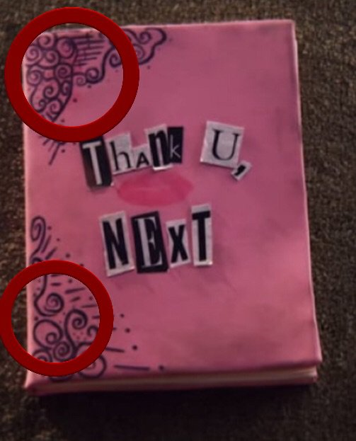 diy thank u next book! | Ariana Grande Amino