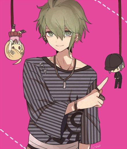 "Be My Liar"" (Kokichi x Reader) - 12   Danganronpa Amino"