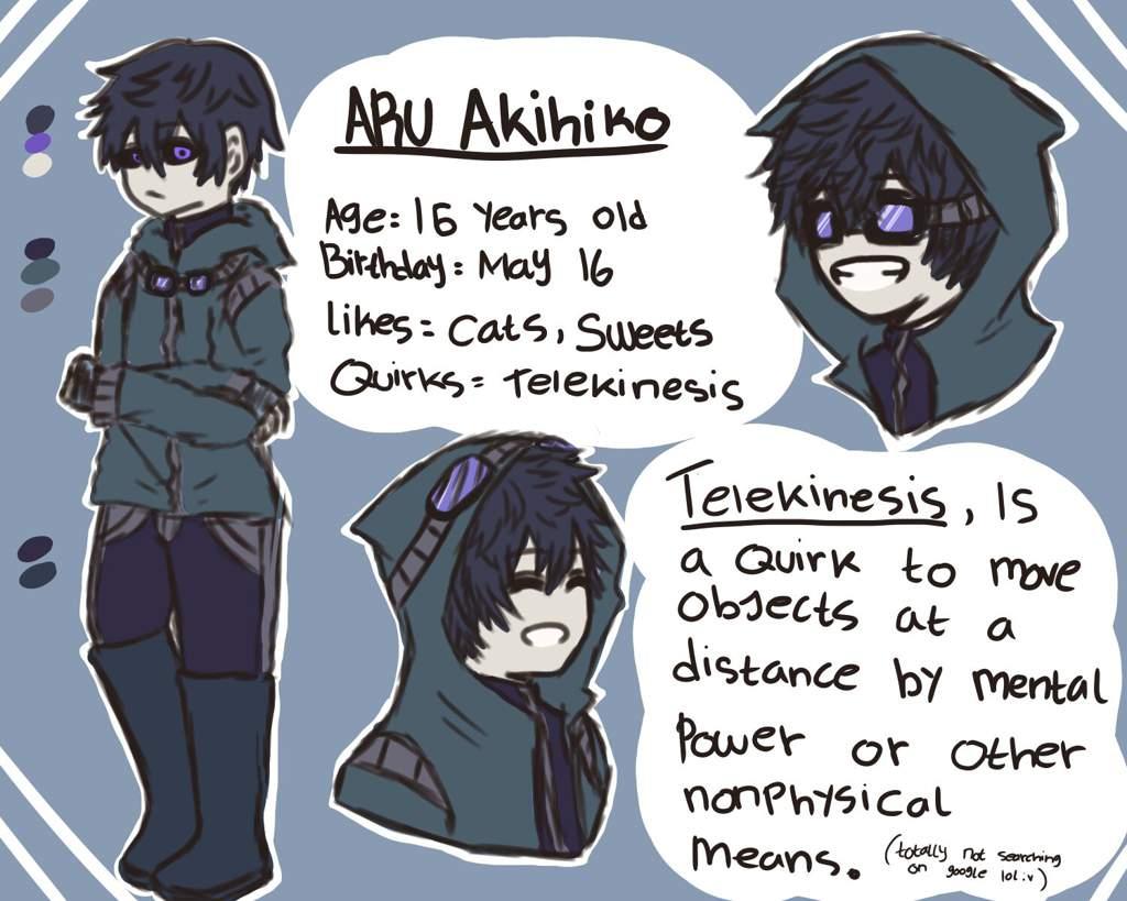 Akihiko Aru(First BNHA oc) | My Hero Academia Amino