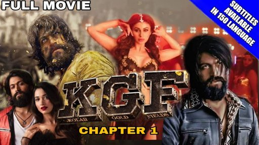 123-MOVIES-]HD[***WATCH*** K G F Chapter 1 2019 ONLINE