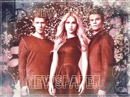 Fanfic For The New Orleans Newspaper | Vampire diaries