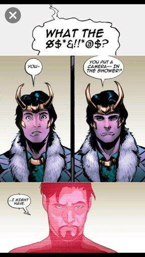 FrostIron | Marvel Amino