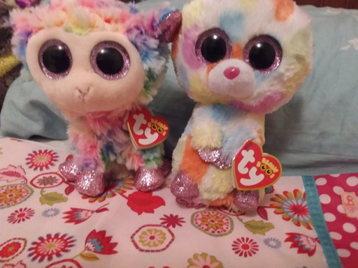 Does anyone have these beanie boos if not do u want them  94dc4a68e629