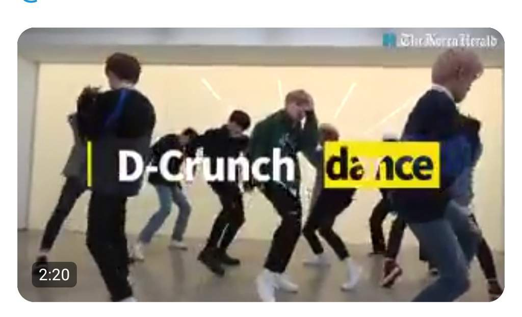 D-Crunch kills it with their cover dance performance of