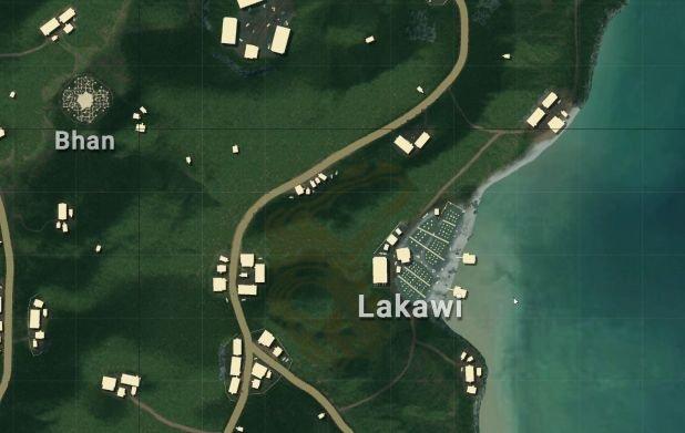 منطقة Lakawi
