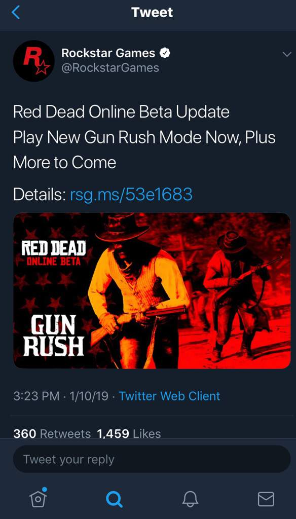 New Mode + more updates!   The Red Dead Redemption Amino