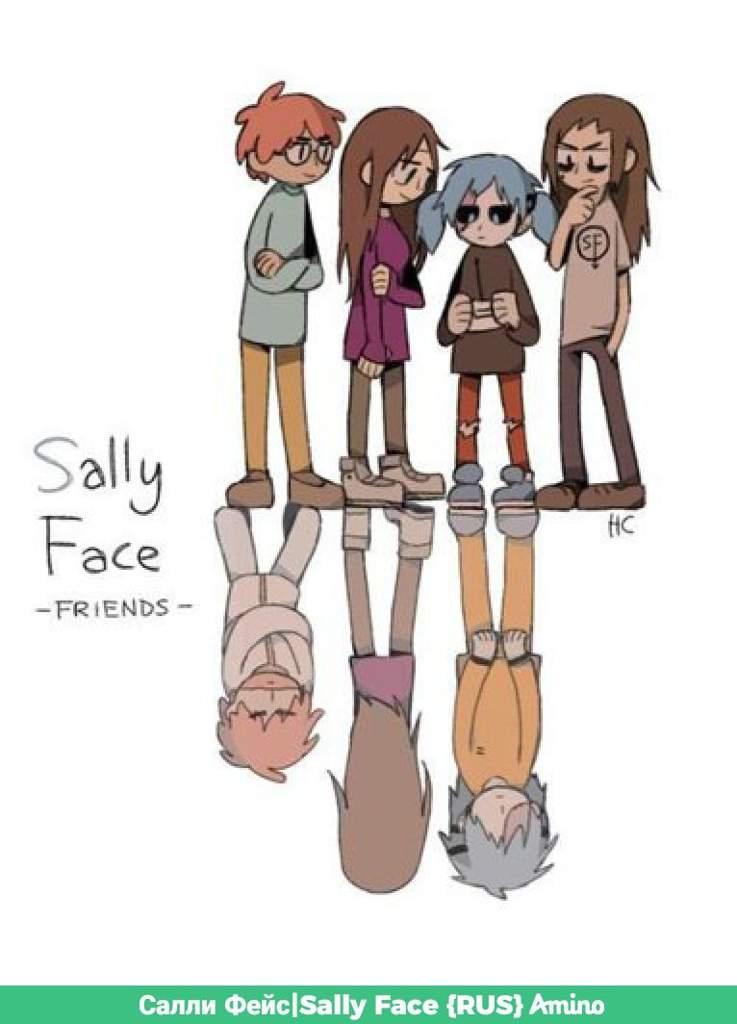 картинка с салли и его друзьями взять аренду