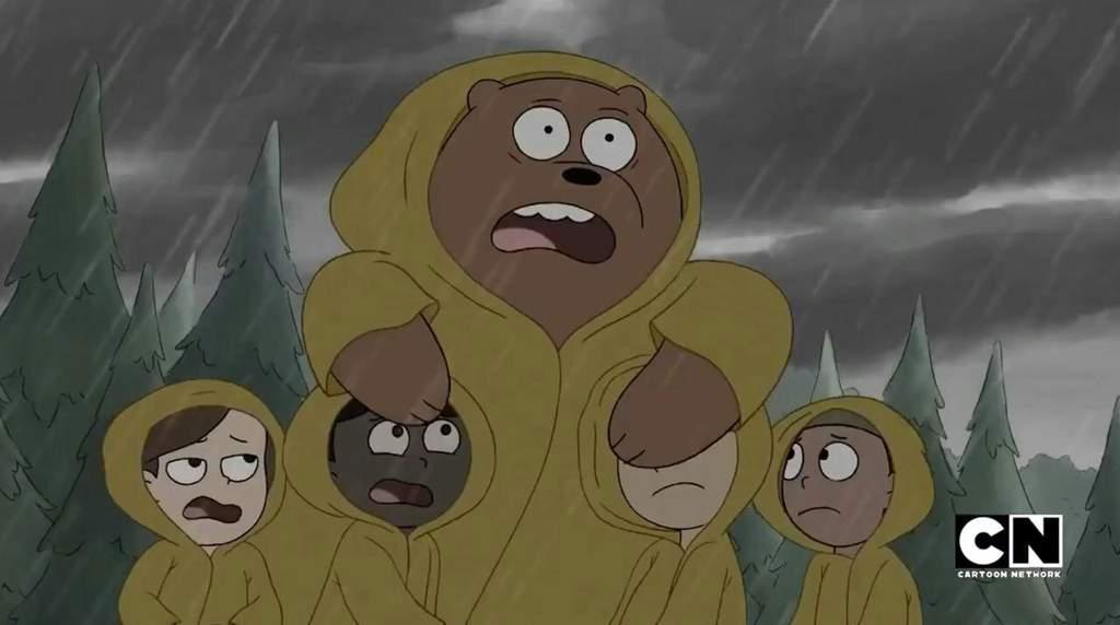 we bare bears hurricane hal part 3