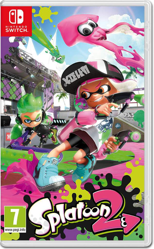 Get free splatoon 2 rom download for pc and mac iso game