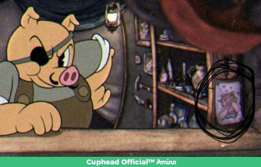Cuphead Pork Rind