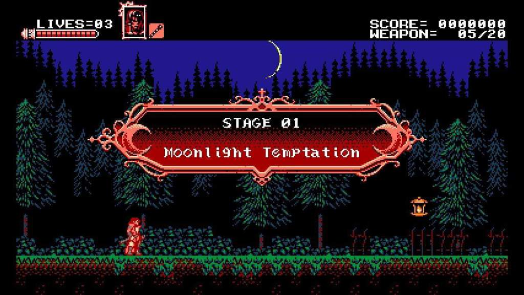 Indie Spotlight - Bloodstained: Curse of the Moon | Video Games Amino