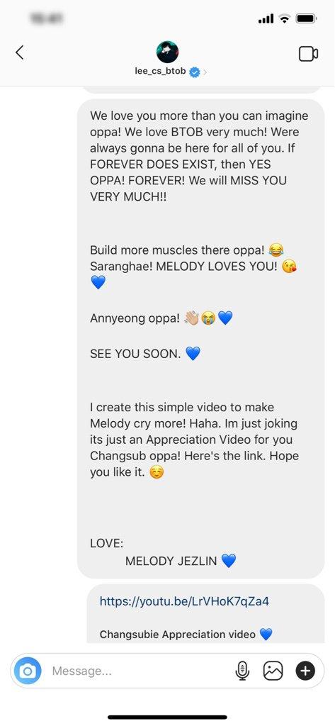 Changsubie Appreciation video 💙 | BTOB AMINO Amino