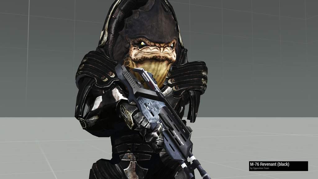 Arma 3: Mass Effect mod  | Mass Effect Amino Amino