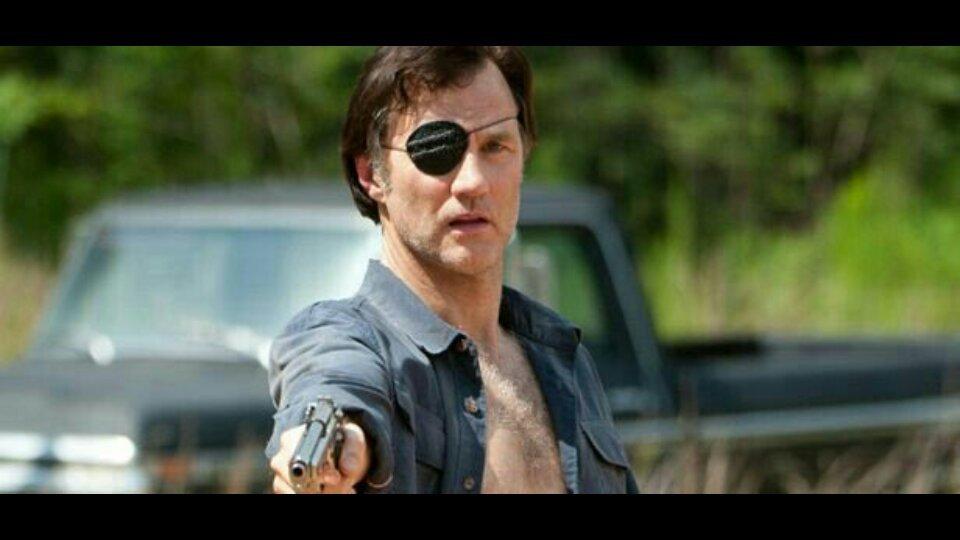 El Gobernador Acaso Sería El Mejor Villano Que Ha Tenido The Walking Dead Walkers Amino