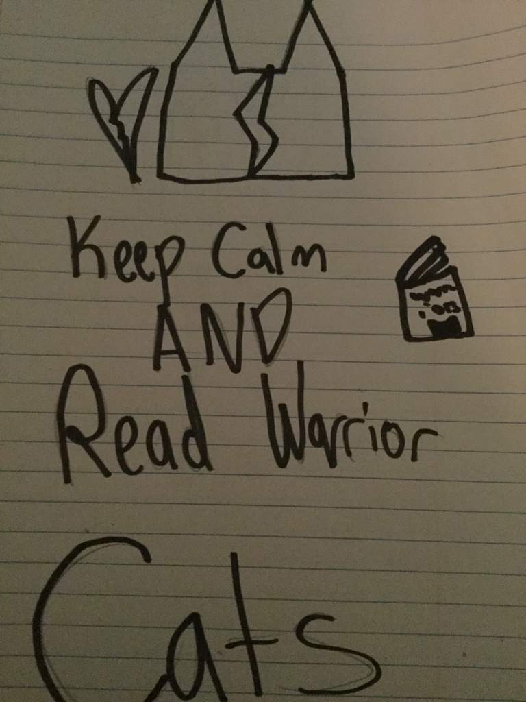 Keep Calm and Read Warrior Cats | Warriors Amino
