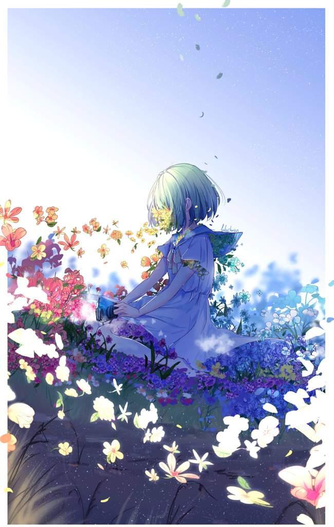 Anime Wallpapers Anime Animegirl Animecute Animekawaii