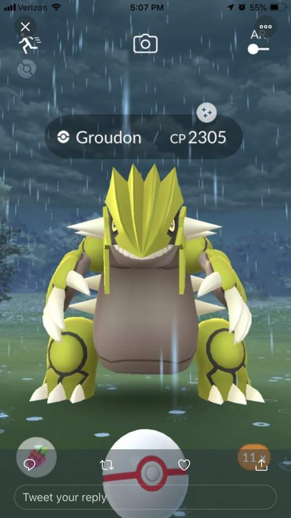 Shiny Groudon is Official  Raid Guide and Heat Map