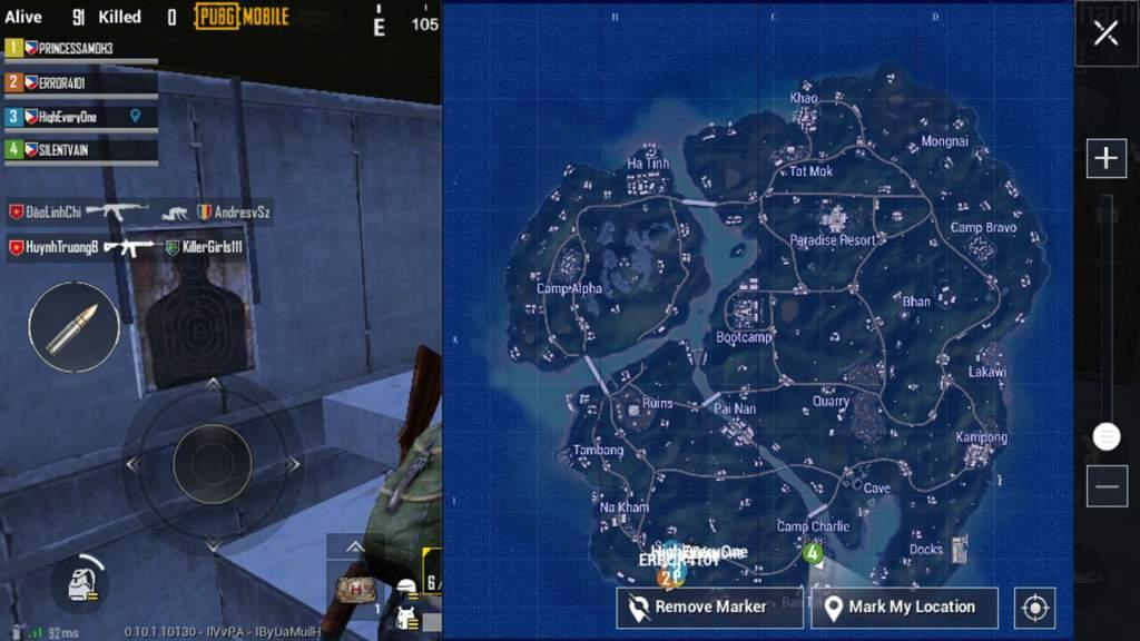 Yup best map