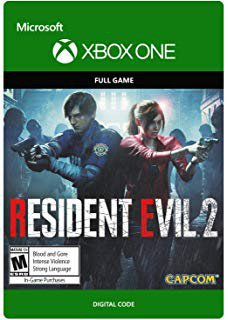 Free Resident Evil 2 Redeem Code Generator Download Digital